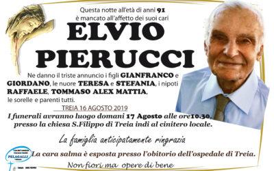 Elvio Pierucci