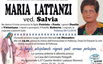 Maria Lattanzi