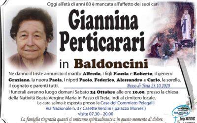 Giannina Perticarari