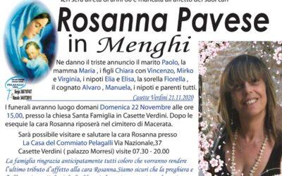 Rosanna Pavese