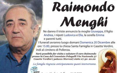 Raimondo Menghi