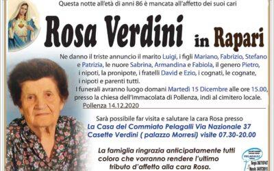 Rosa Verdini