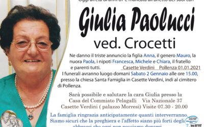 Paolucci Giulia