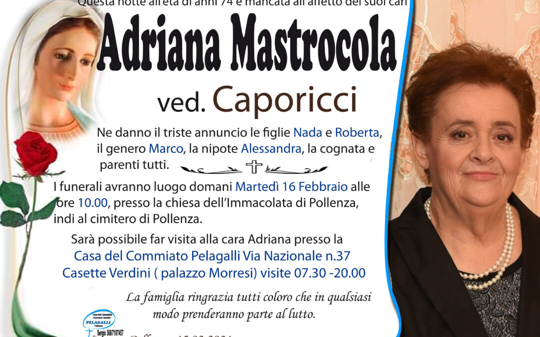 Adriana Mastracola