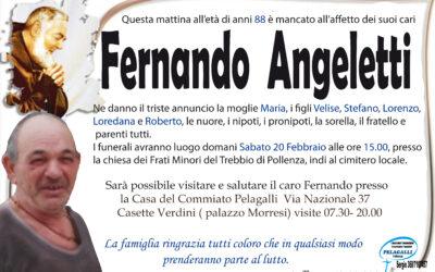 Angeletti Fernando