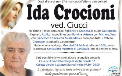 Crocioni Ida